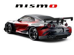 The epic Nissan GTR R35 nismO race car